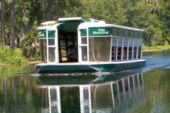 ###Ocala Star-Banner - Silver Springs has new owners , Silver Springs FL - Contact photographer at 352-598-7976. Photo Editor Alan Youngblood, 352-598-7967### Glass Bottom Boats take guests on the famous botas with a glass panel for looking at the water at Silver Springs, Wednesday afternoon, May 3, 2006, Silver Springs, FL. ( Photo by Jannet Walsh/Star-Banner)2006